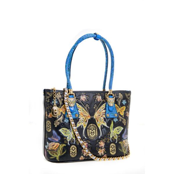 MO4456K ButterFlyPaint Marino Orlandi Bags