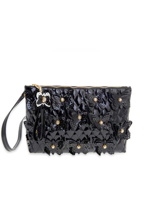 MO4021FW ClutchLadyButterfly Marino Orlandi Hand Bags