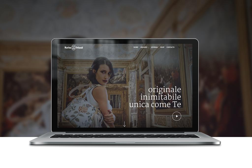 Marino Orlandi New Official Website