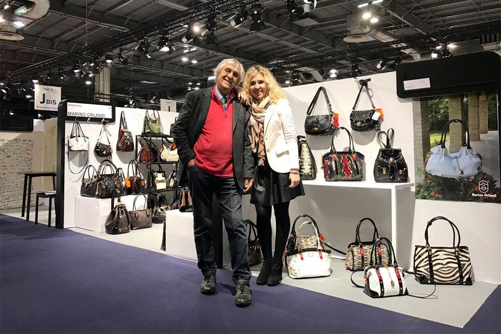 Premiere Classe Paris Marino Orlandi Bags 20-23 January