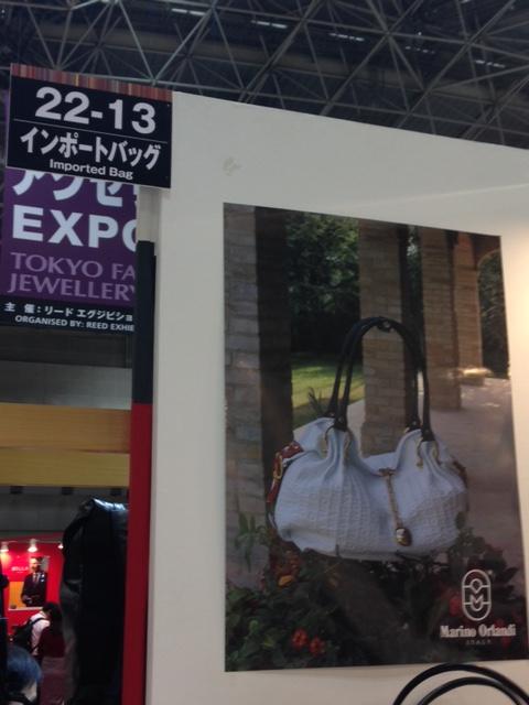 Fashion World Tokyo Marino Orlandi Bags 7-9 November 2016