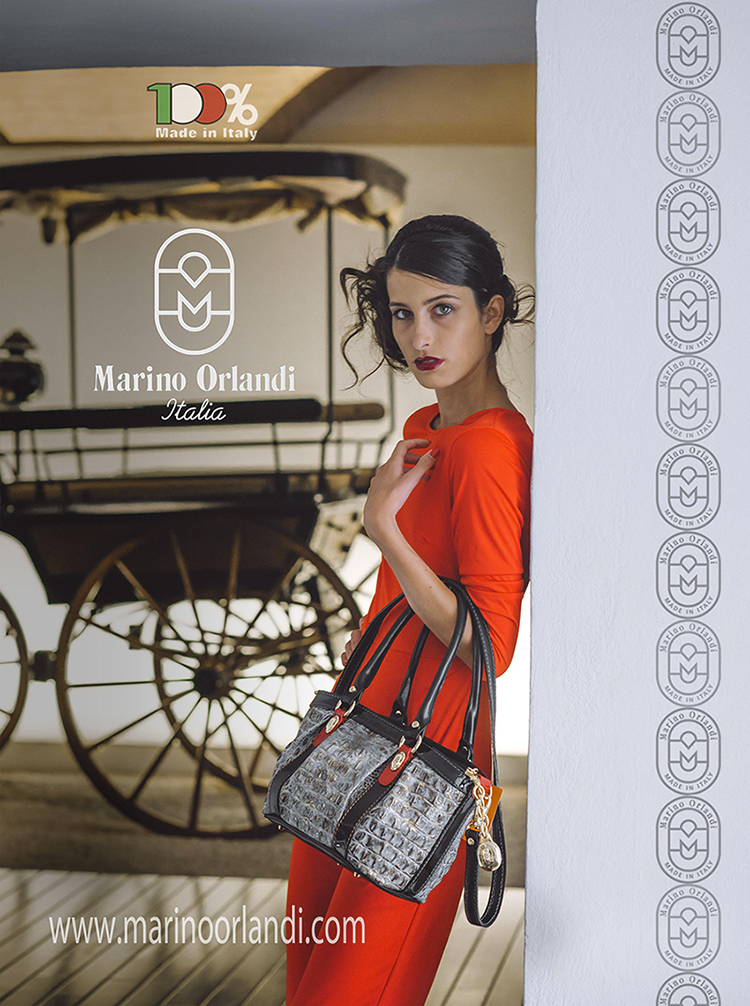 Moda Pelle Marino Orlandi 100% Made in Italy